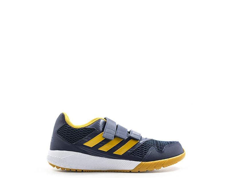 049621fc3d7a Scarpe ADIDAS Bambini Sneakers Trendy BLU Tessuto CG3599 | eBay