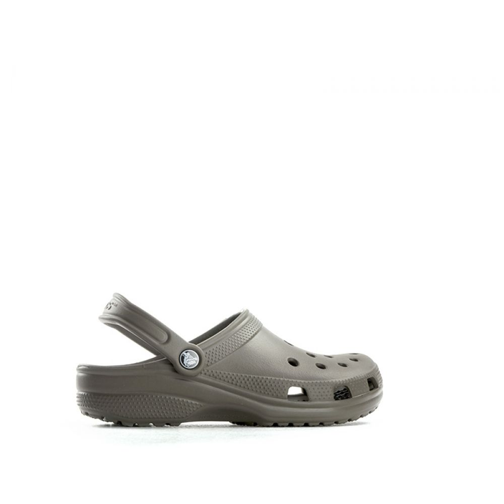 CROCS CLASSIC Sabot donna marrone in gomma fae44104047