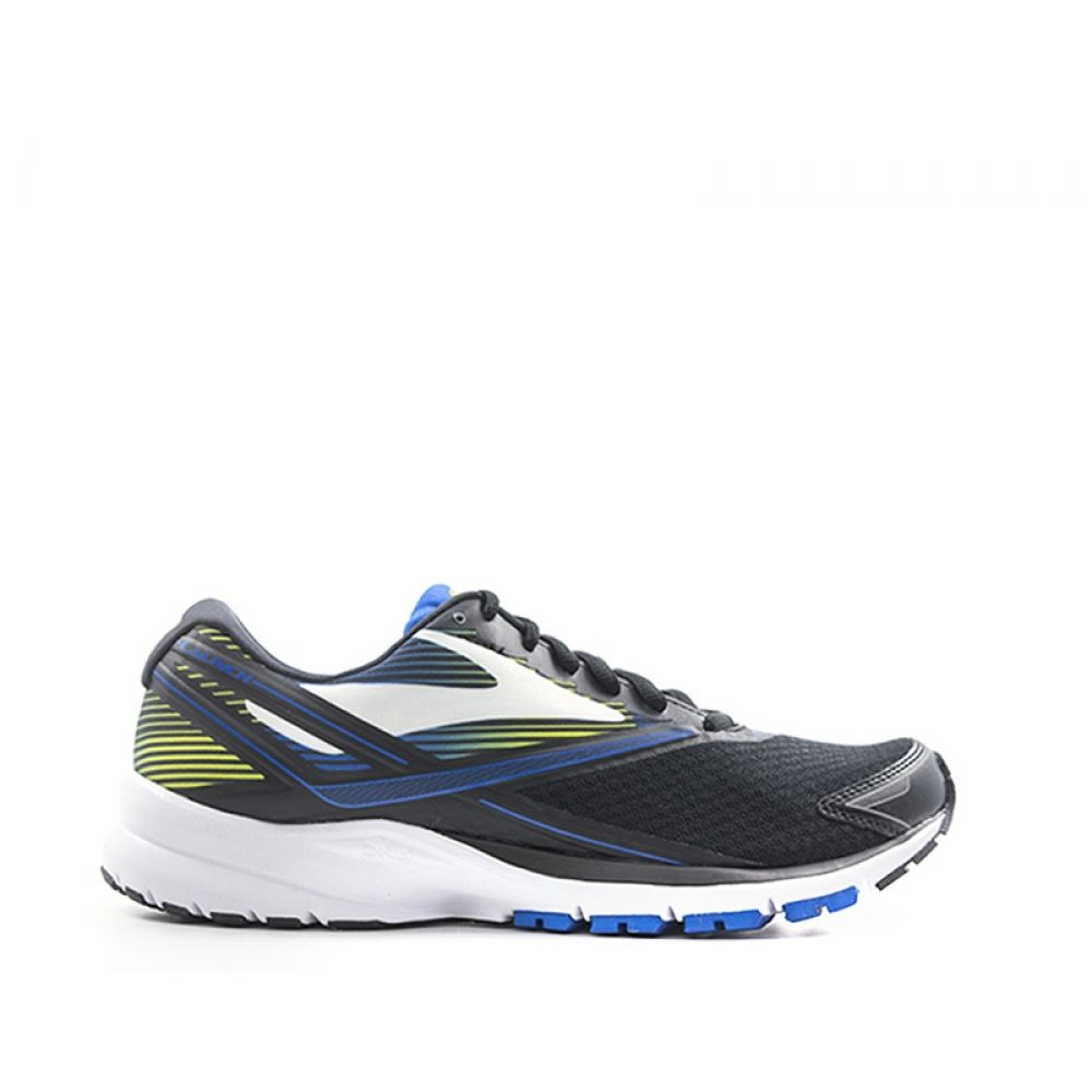 BROOKS LAUNCH 4 Scarpa running uomo nera in tessuto 101bb5264d8