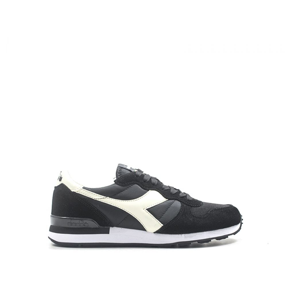 DIADORA Sneaker uomo nera suede tessuto Sneakers Sportive
