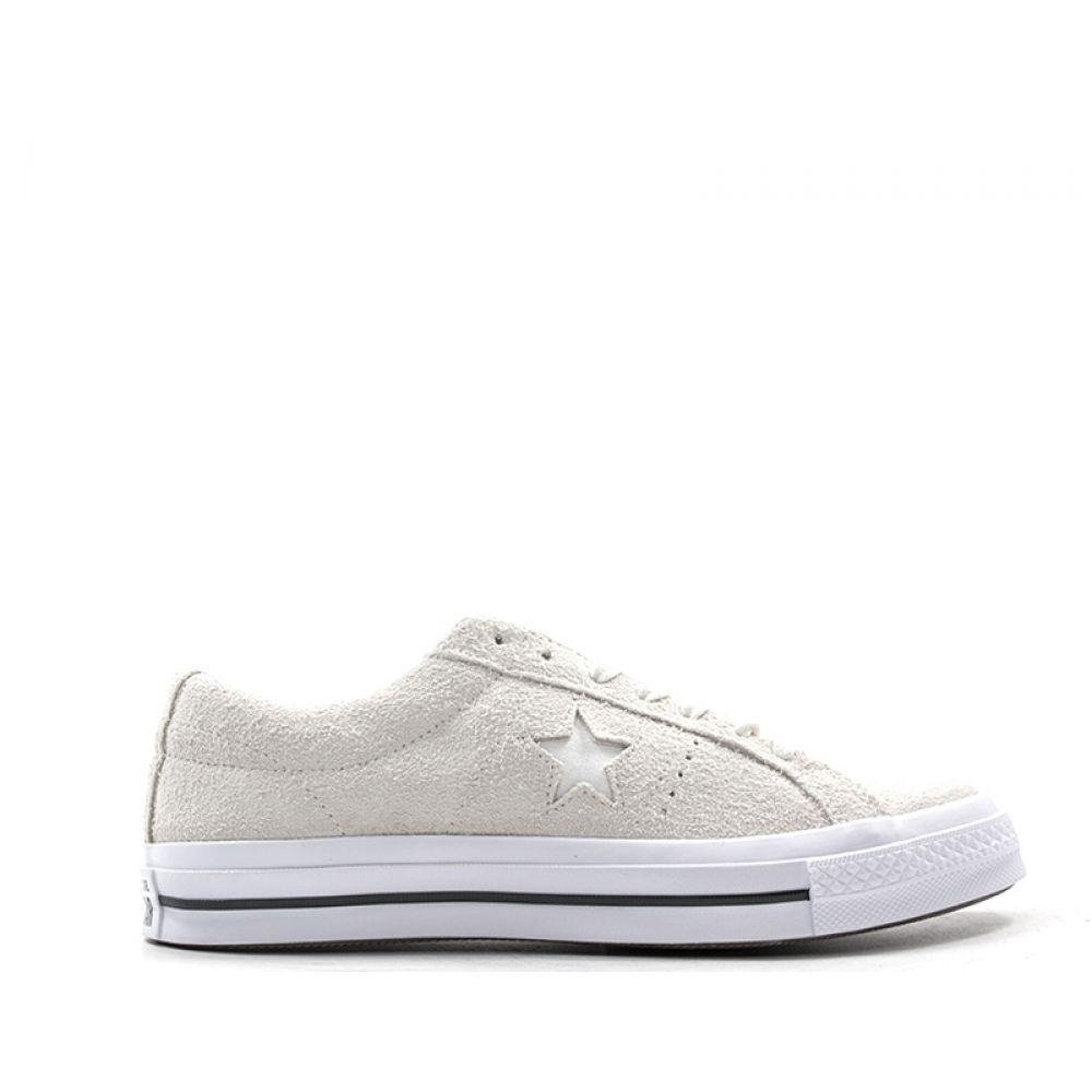 Ox One Shop SuedeQuellogiusto Converse Panna Uomo Sneaker Star Online Nwmv80On