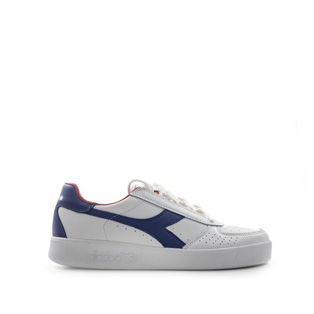 DIADORA 2.0 Sneakers uomo uomo bianco/blu Aclaramiento Perfecta Footlocker Imágenes En Línea La Venta Buena Venta Precio Barato Baratas De Italia KESqhAtalJ