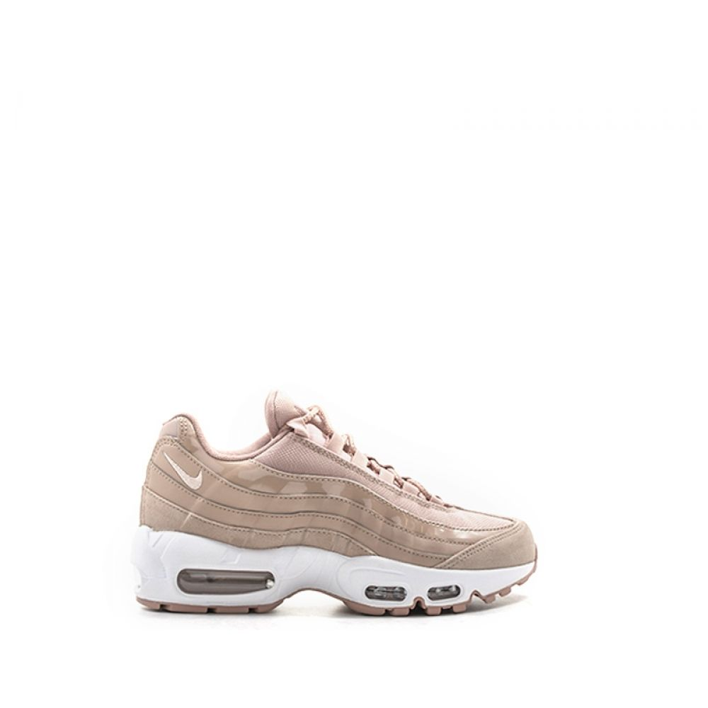 NIKE AIR MAX 95 Sneaker donna rosa in pelle