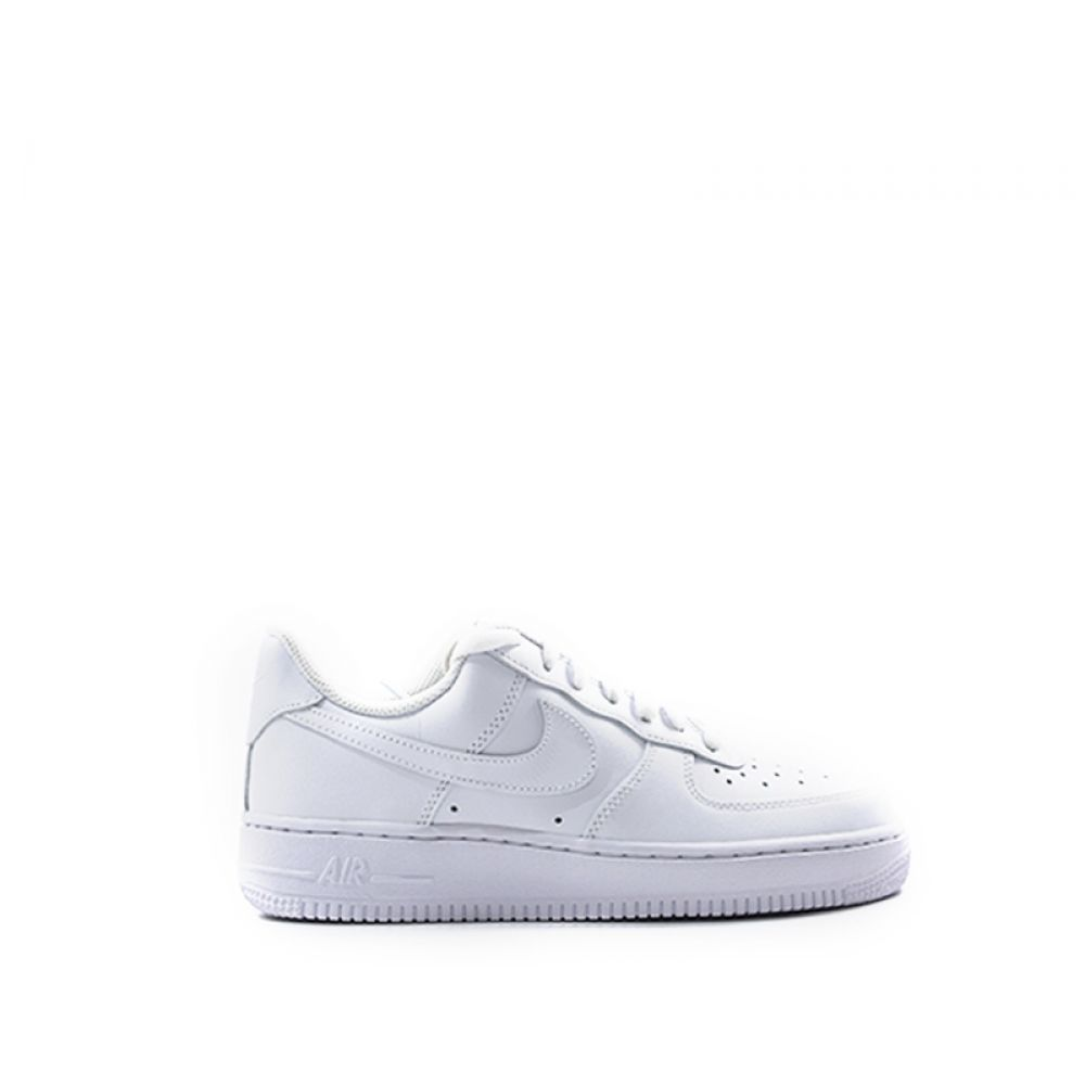NIKE AIR FORCE 1 Sneaker donna bianca pelle | Quellogiusto