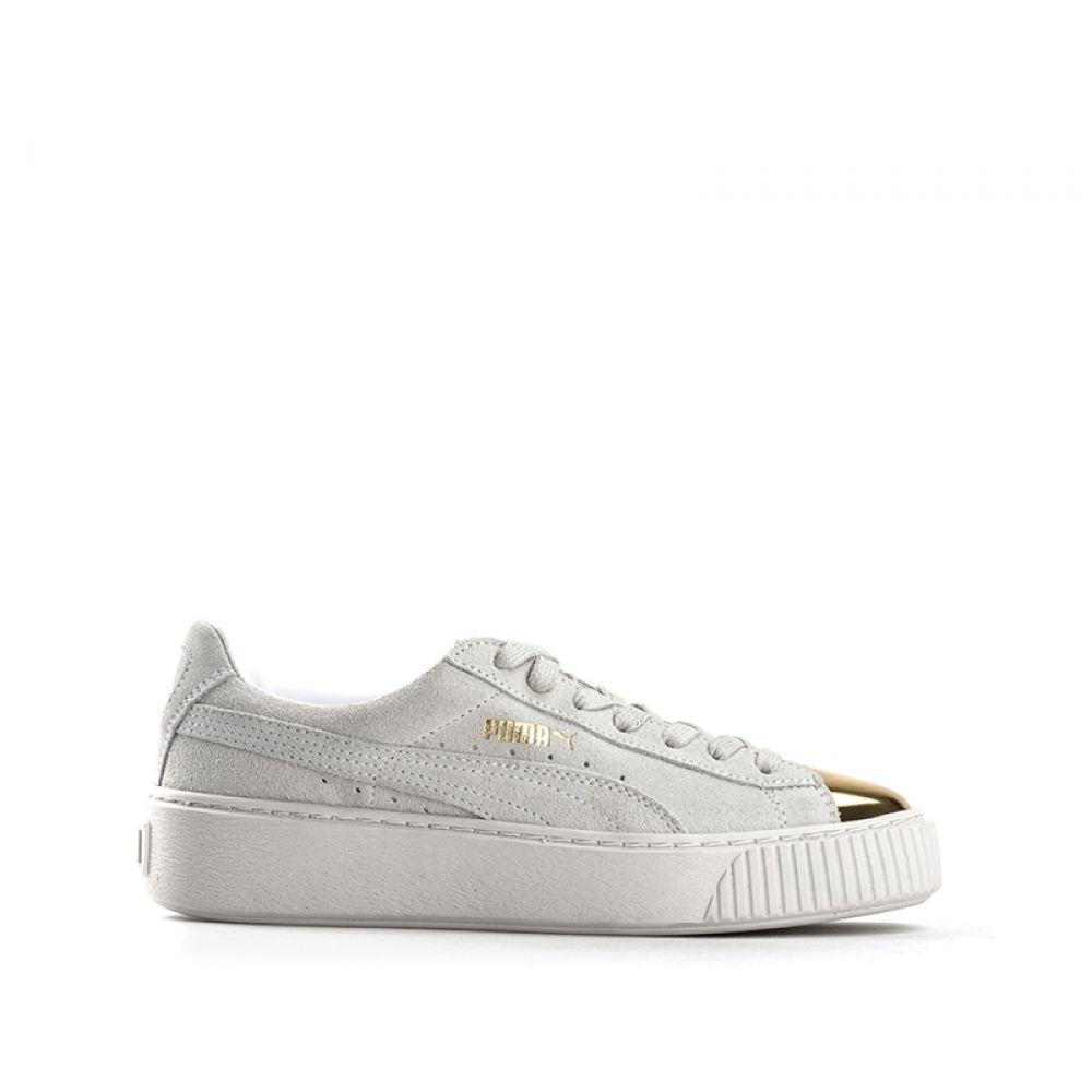 5931e6227e1bd scarpe puma donna con punta oro