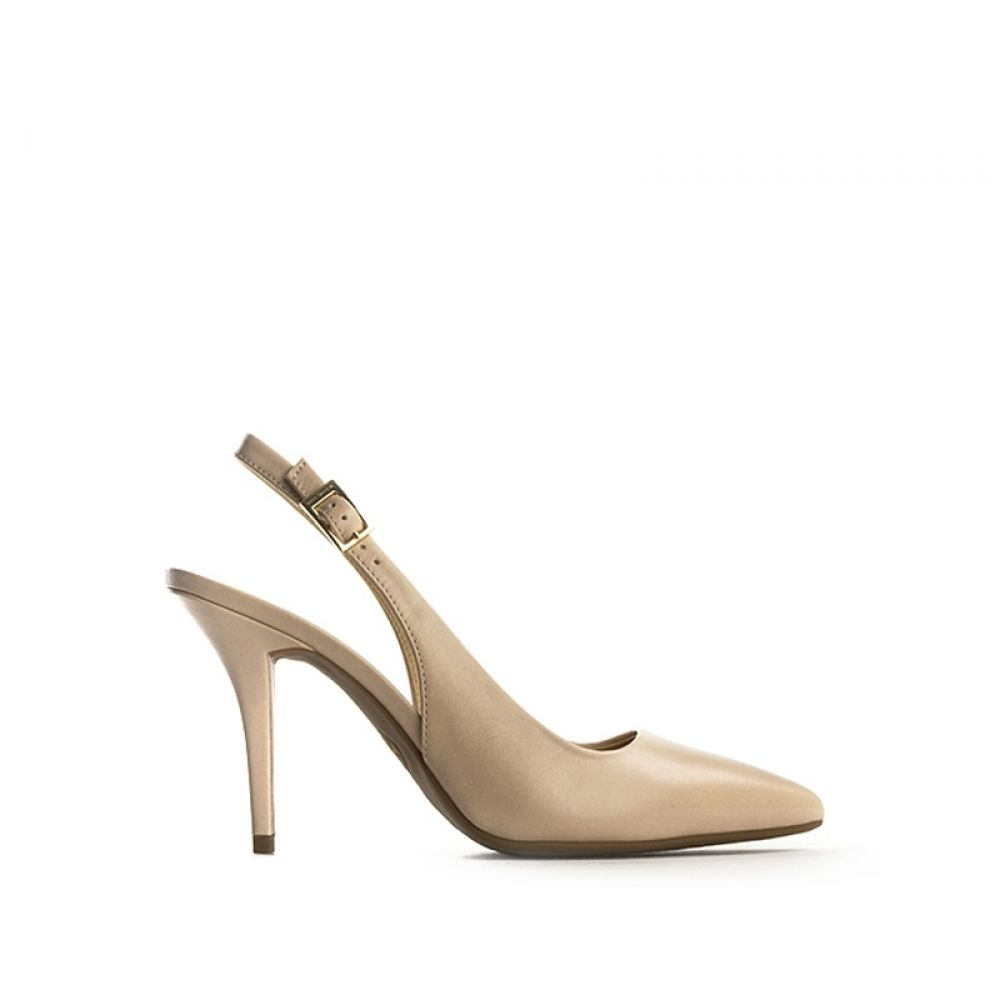 online store b8241 99318 MICHAEL KORS Chanel donna nude in pelle