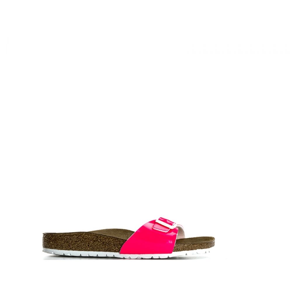 24aadc0c18259 BIRKENSTOCK Ciabatta donna rosa fluo