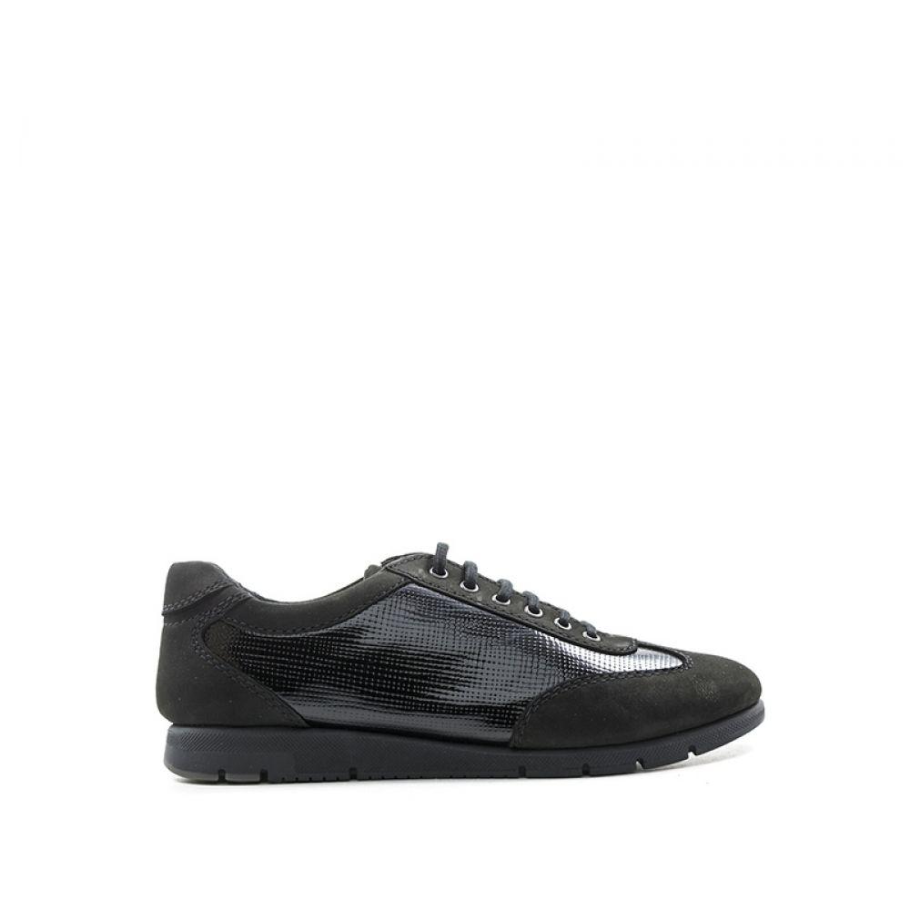 FRAU Sneakers Nera Visitar Nueva Línea V3Gd5EAK3