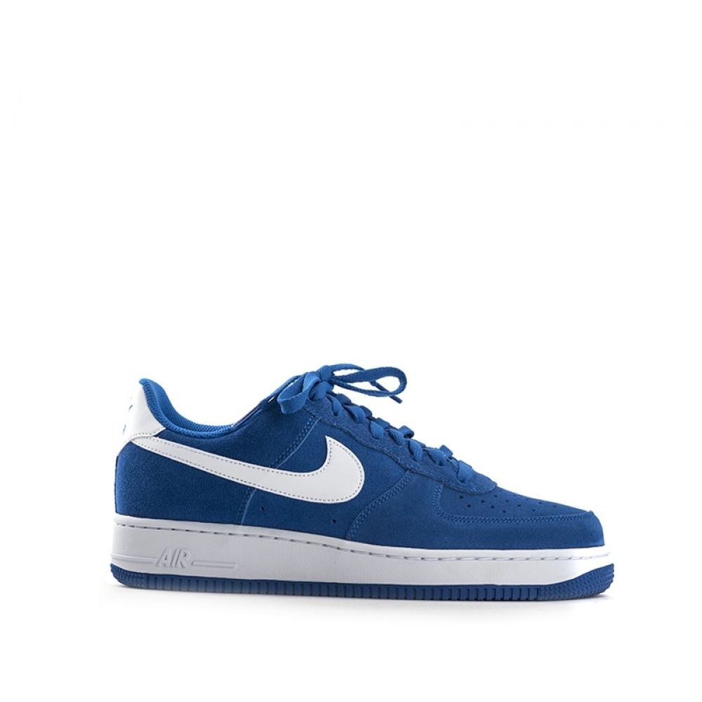 nike air force 1 bianche e blu