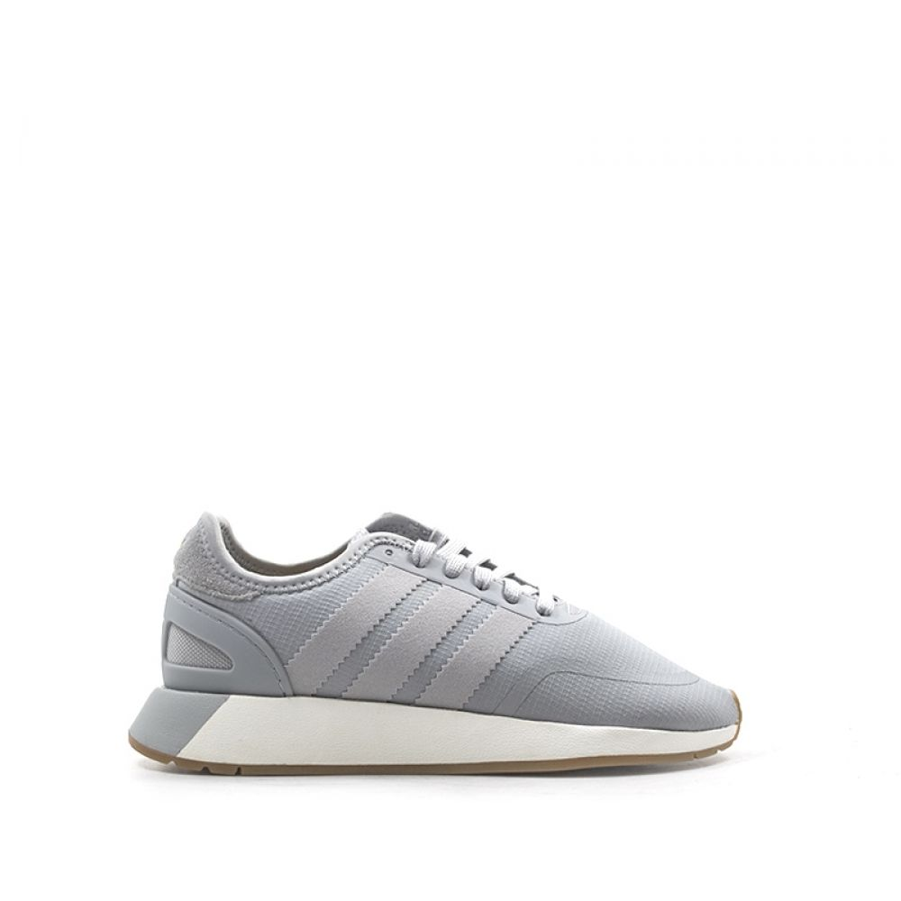 sports shoes c2941 b4992 ADIDAS N-5923 Sneaker donna grigia in tessuto