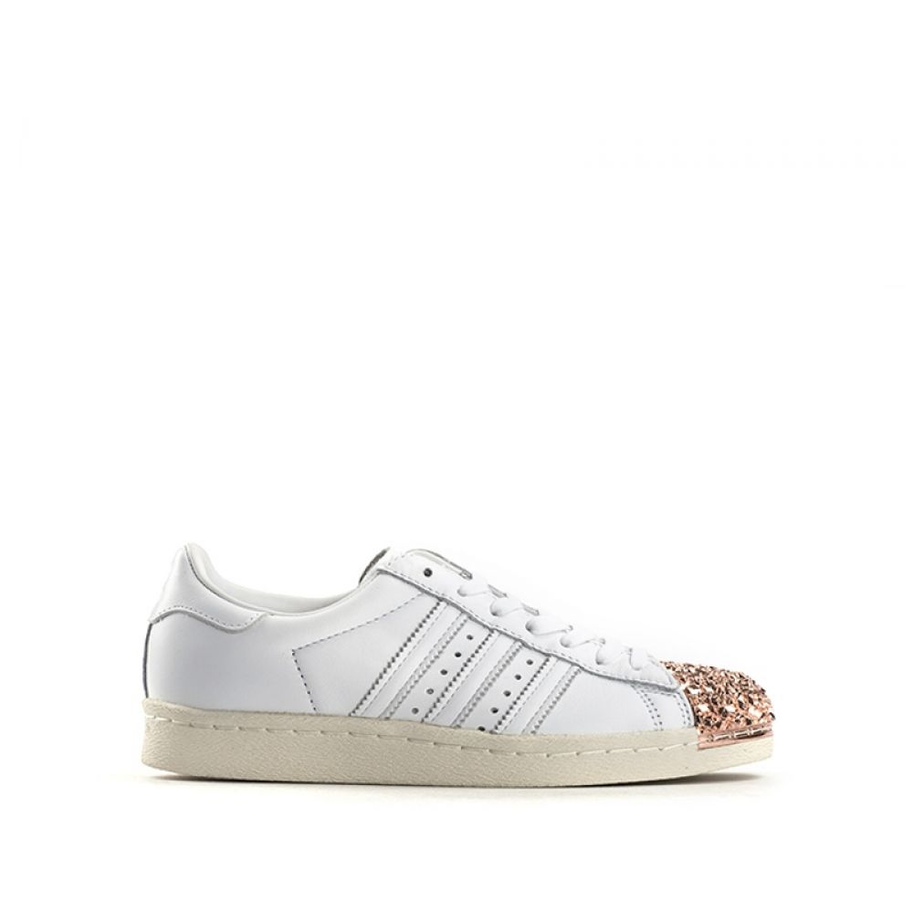 check out 0a08d 32120 Scarpe ADIDAS Donna BIANCO SALMONE Pelle naturale BB2034