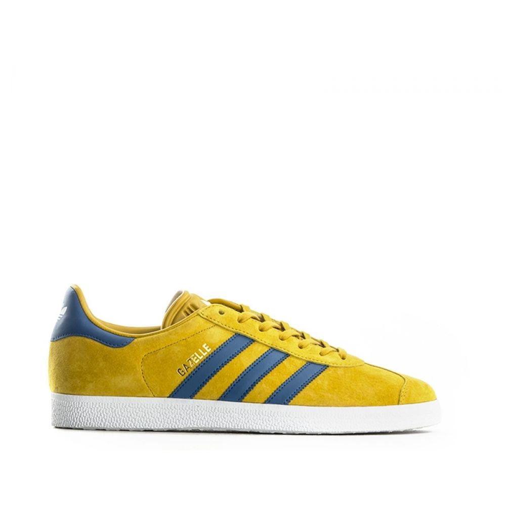 adidas gazelle blu gialle