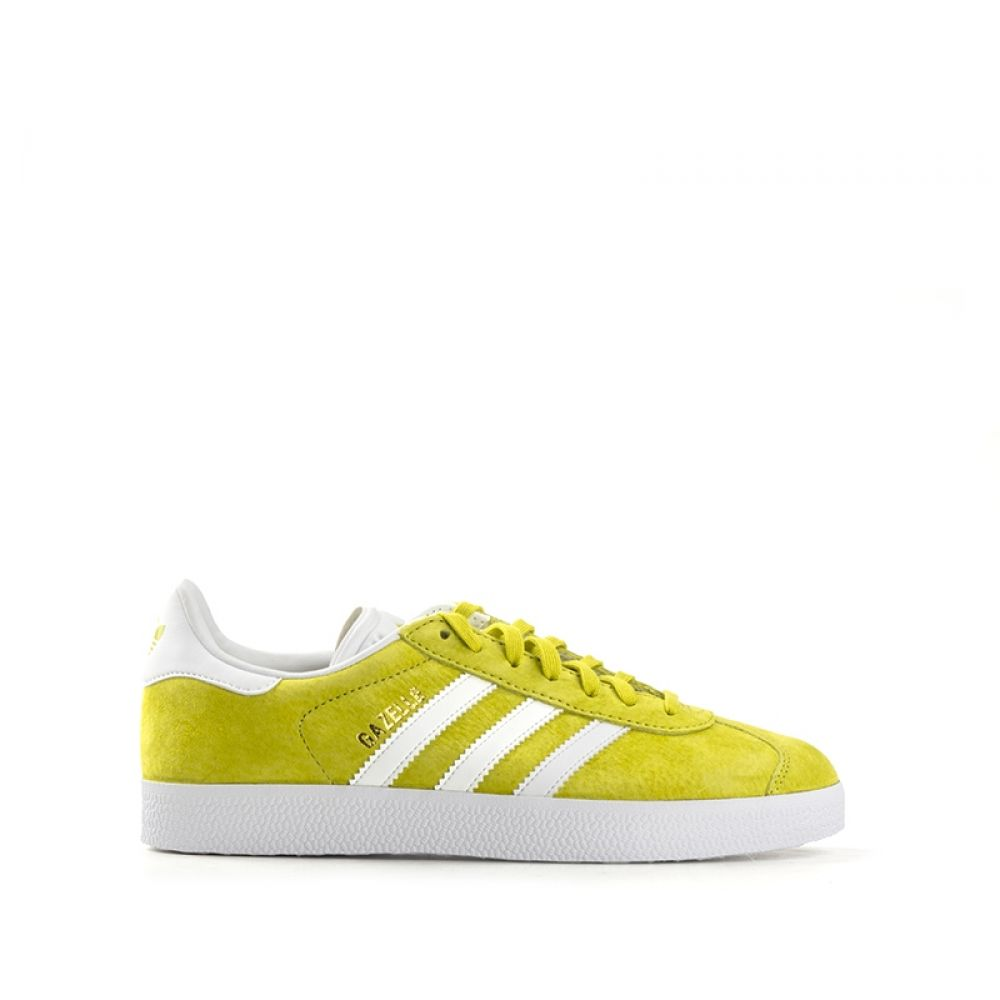 Scarpe ADIDAS Donna LIME Inserti in pelleTessuto BB5474