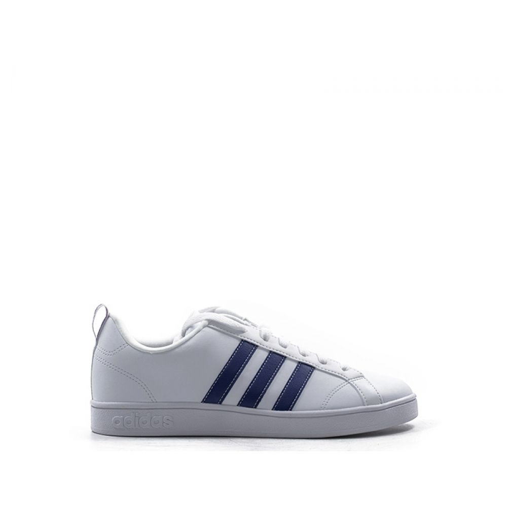 ADIDAS VS ADVANTAGE Sneaker donna bianca/blu