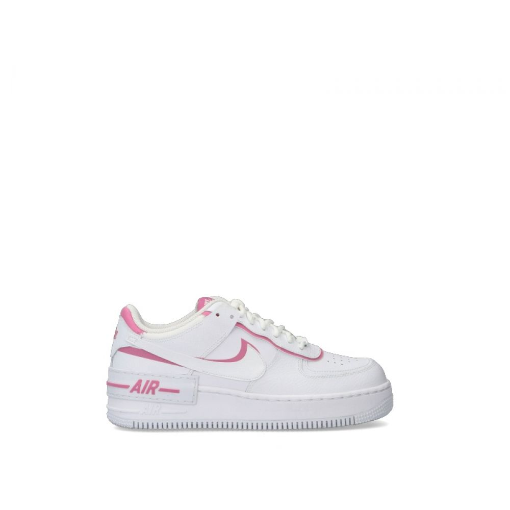 air force 1 donna rosa e bianche