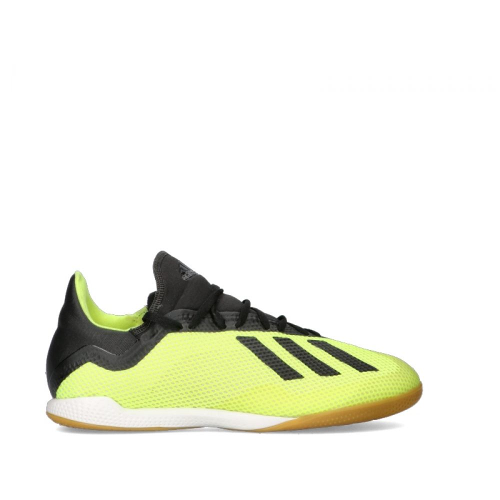 new products 037ba 13c7e ADIDAS X TANGO 18.3 IN Scarpa da calcetto uomo giallonero.