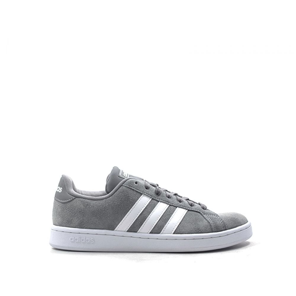 adidas grand court grigie