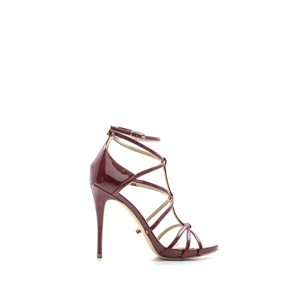huge selection of 6906a 8bf83 GUESS Sandalo alto donna rosso