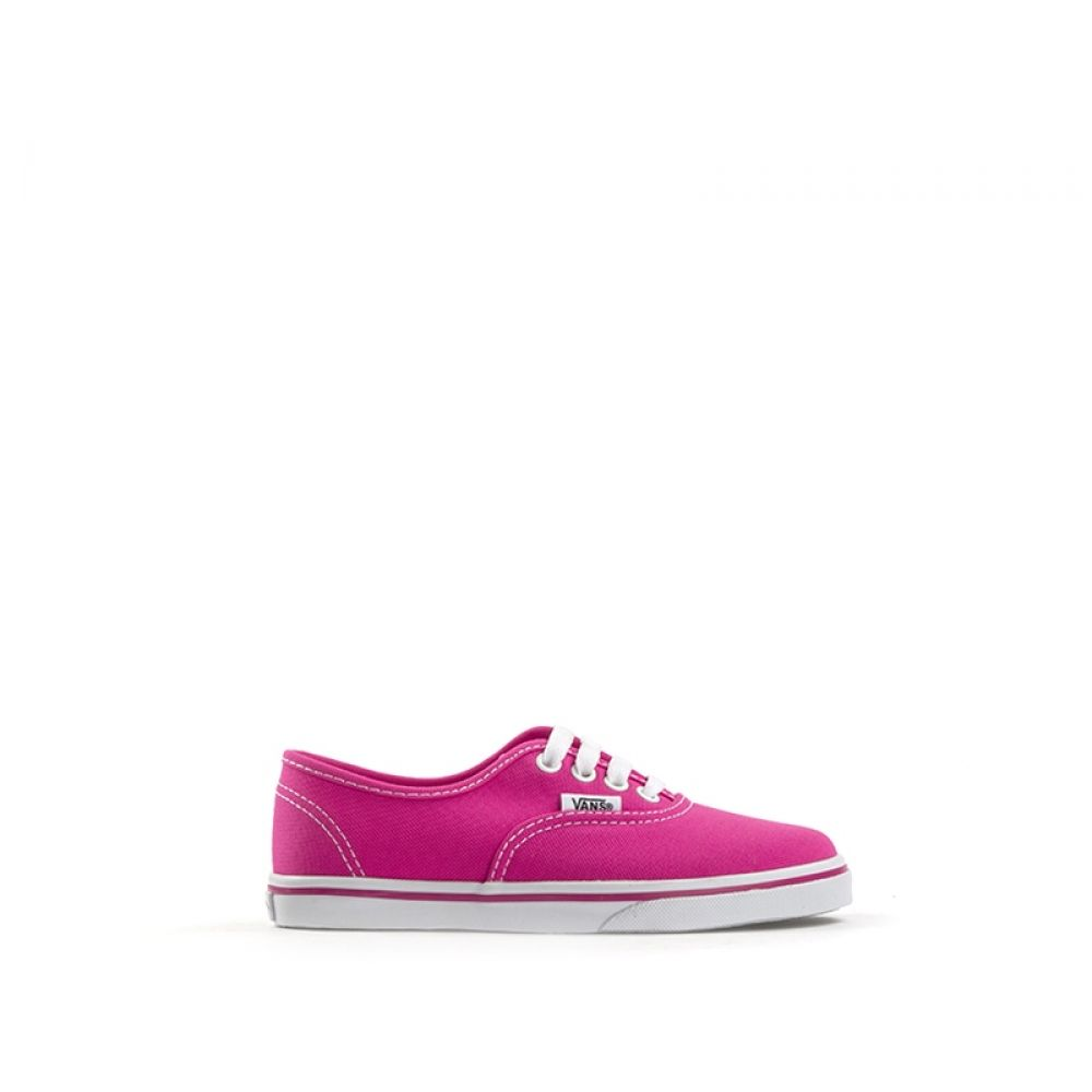 huge selection of 05c9a 3ed1c VANS AUTHENTIC Sneaker bambina rosa in tessuto