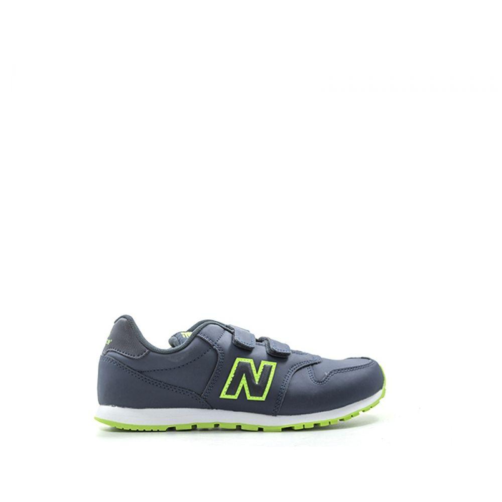 161bcffa2328e NEW BALANCE 500 Sneaker ragazzo blu/verde | Quellogiusto Shop online