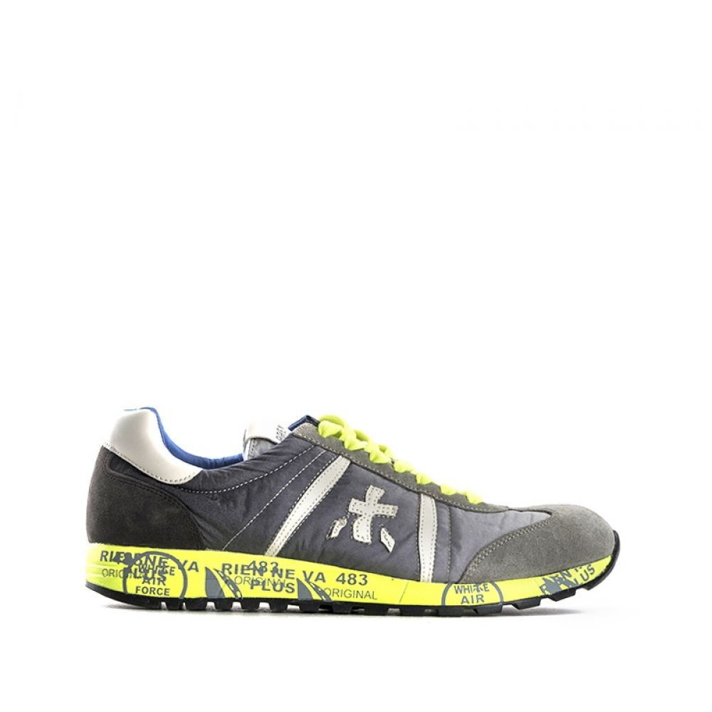 Lucy 1313EA sneakers in gray suede