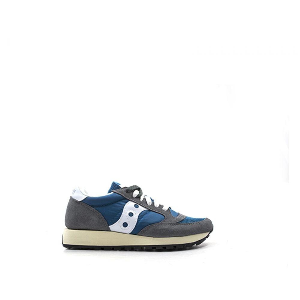 SAUCONY JAZZ ORIGINAL VINTAGE Sneakers donna blugrigio