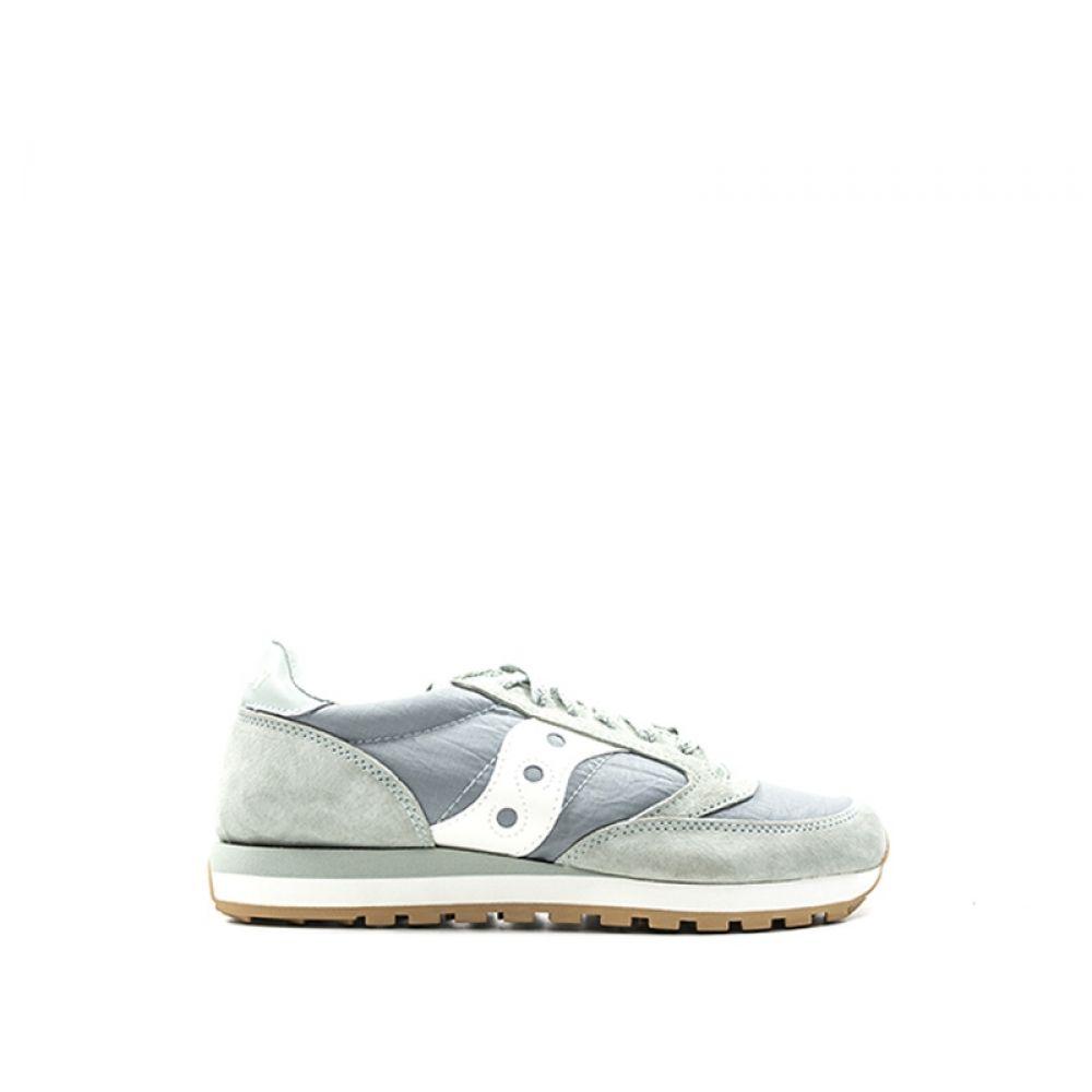 check out ae1fb c4c44 SAUCONY JAZZ ORIGINAL CL Sneaker uomo grigia in suede