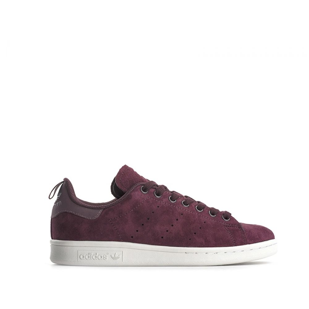 adidas stan smith bordeaux donna