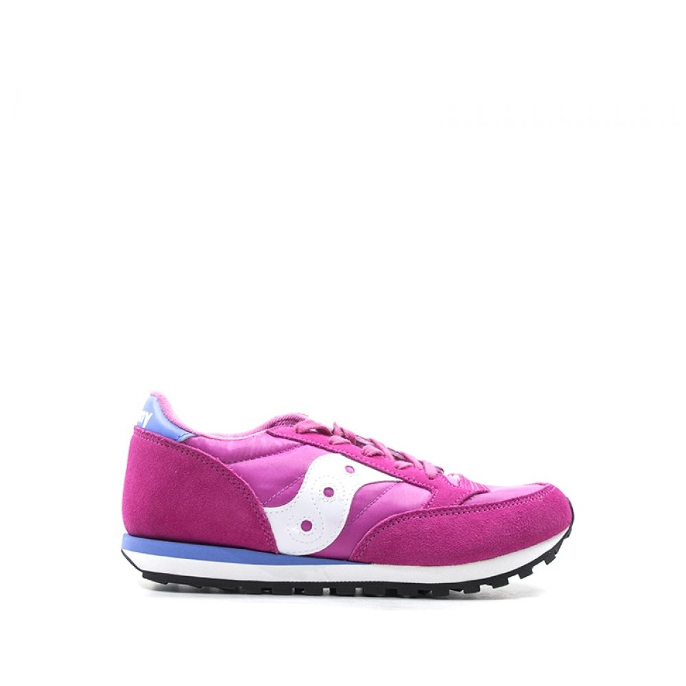 4fc7f192d7 SAUCONY JAZZ ORIGINAL Sneakers ragazza rosa in suede