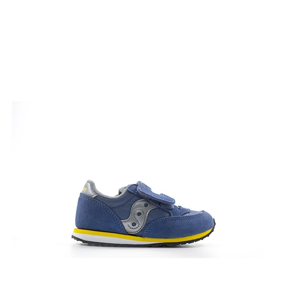 Suede Saucony Jazz Bimbo Original Sneaker Blu TessutoQuellogiusto srdhCtQx
