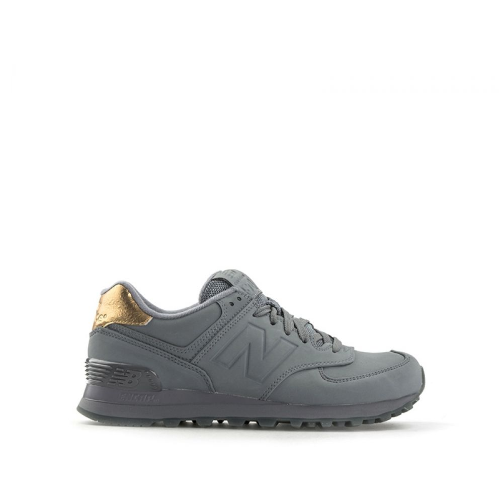 new balance 574 sneakers donna grigio