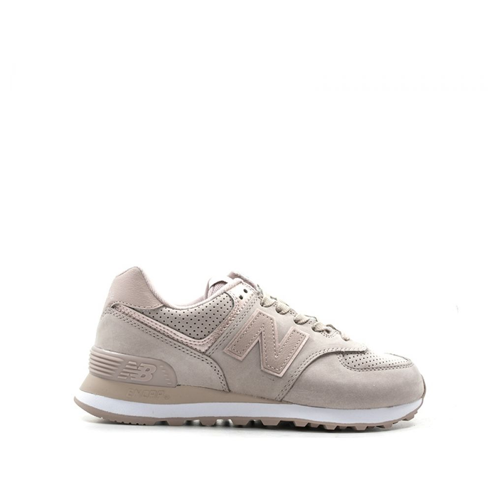 Rosa Sneaker New Shop Online 574 Donna Quellogiusto Balance Pelle fUw4qIw