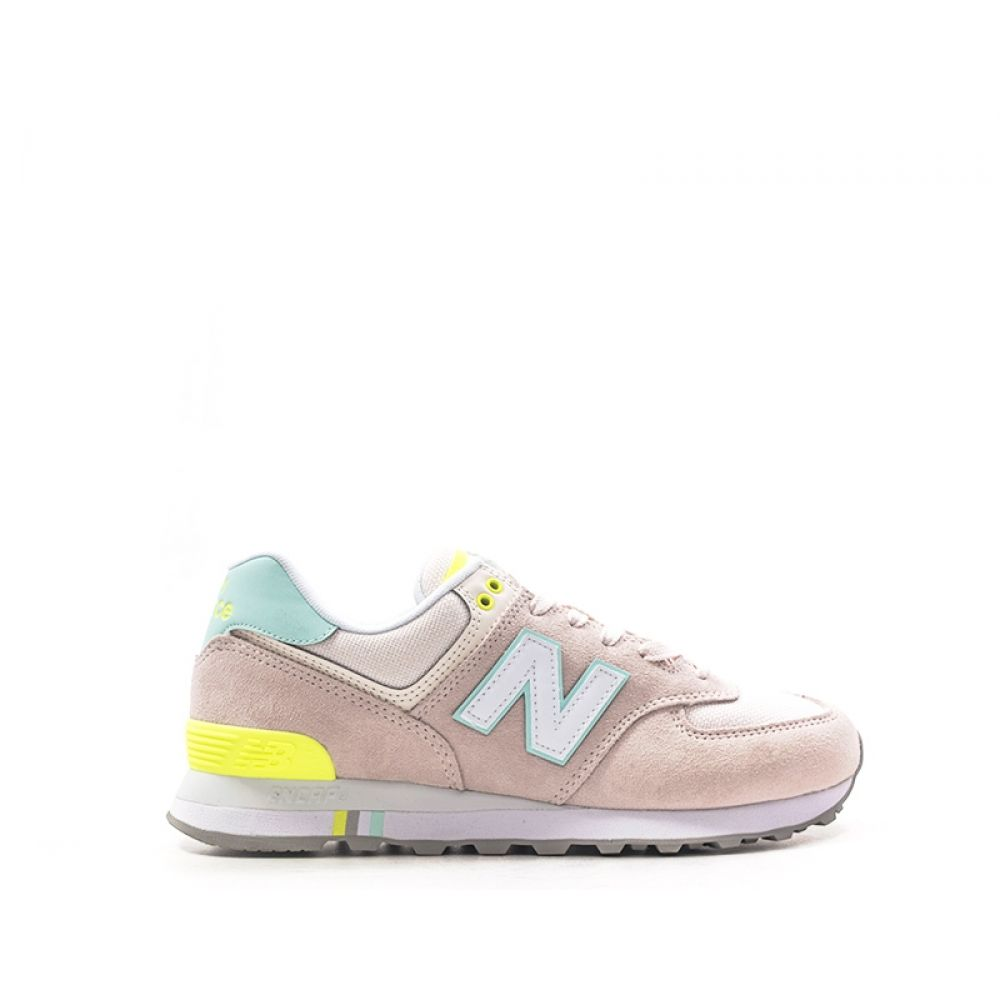new balance donna 574 gialle