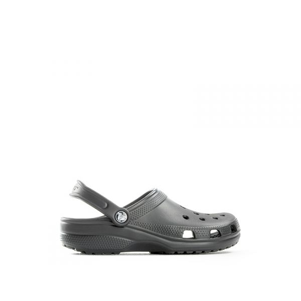 CROCS CLASSIC Sabot donna nero in gomma