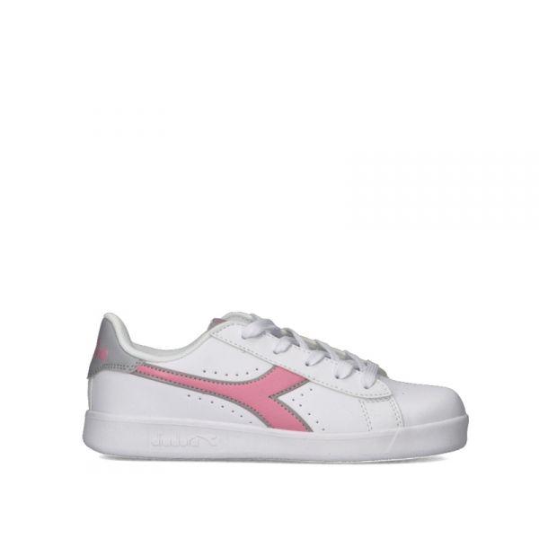 DIADORA GAME P WN Sneaker donna bianca/rosa