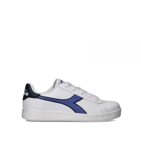 DIADORA GAME P GS Sneakers ragazzo bianca/blu