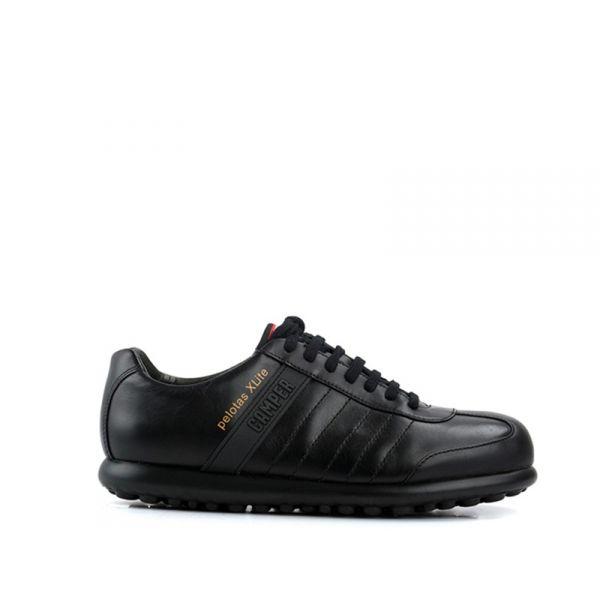 CAMPER Sneaker uomo nera in pelle