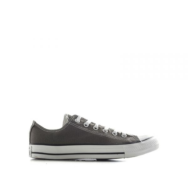 CONVERSE CHUNCK TAYLOR Sneaker donna grigia in tessuto