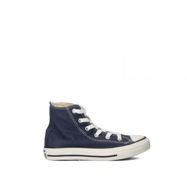 CONVERSE CHUNCK TAYLOR Sneaker bimbo blu in tessuto