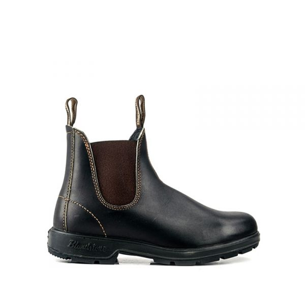 BLUNDSTONE Tronchetto beatles donna marrone