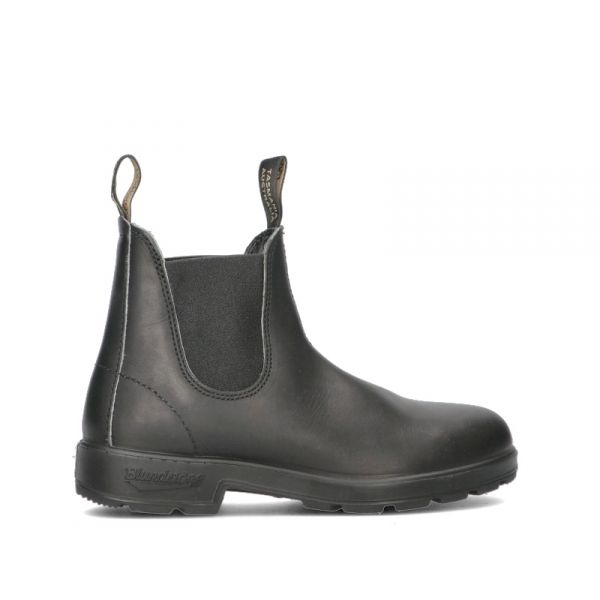 BLUNDSTONE Beatles donna nero in pelle