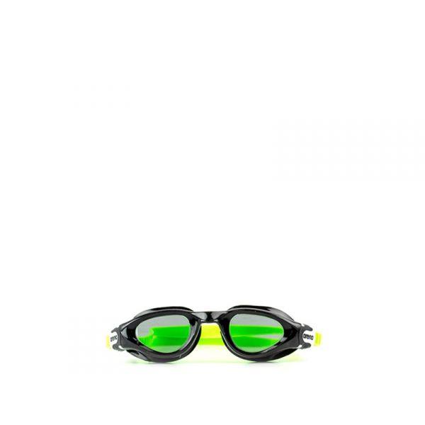 ARENA CRUISER SOFT Occhialini unisex neri/verdi