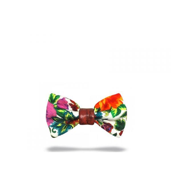 WOODILLON Papillon fiori di stoffa