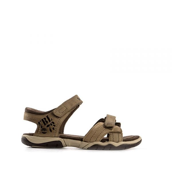 TIMBERLAND Sandalo bimbo beige