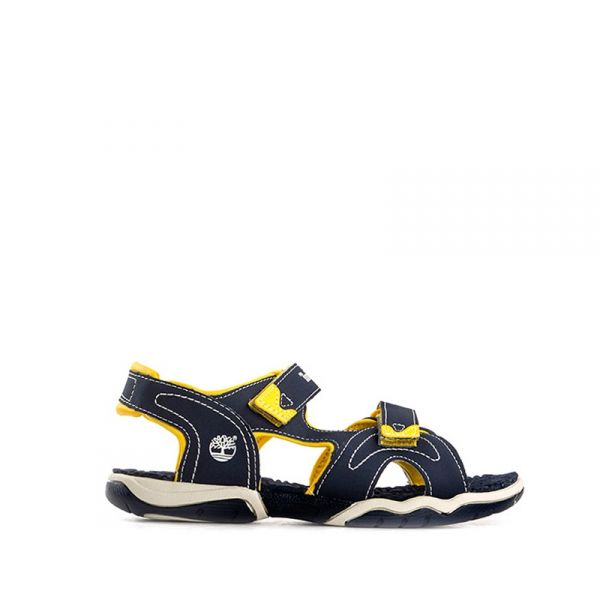 TIMBERLAND Sandalo bimbo blu/giallo