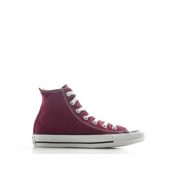 CONVERSE CHUNCK TAYLOR Sneaker donna bordeaux in tessuto