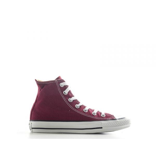 CONVERSE CHUNCK TAYLOR Sneaker donna bordeaux in tessuto