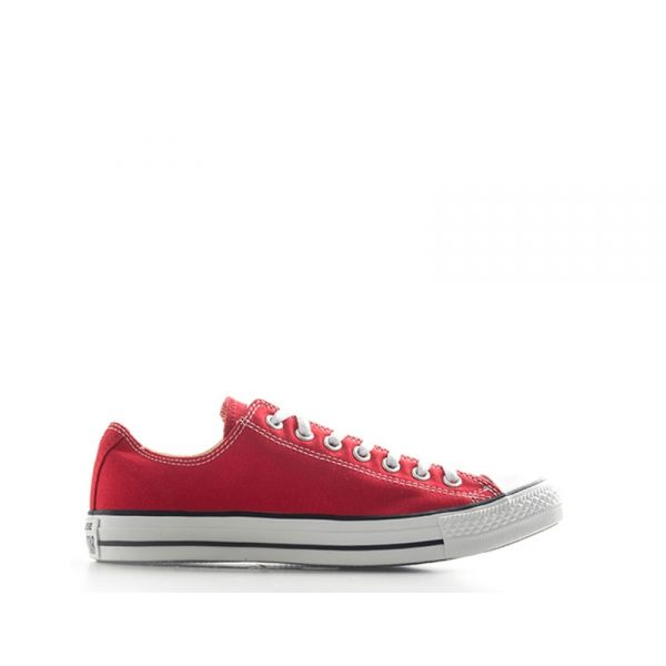 CONVERSE CHUNCK TAYLOR Sneaker uomo rossa in tessuto