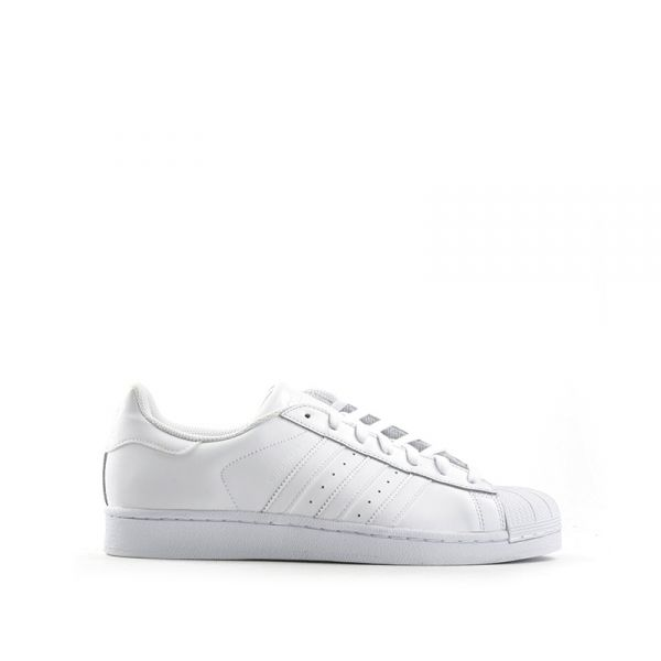 ADIDAS SUPERSTAR Sneaker uomo bianca