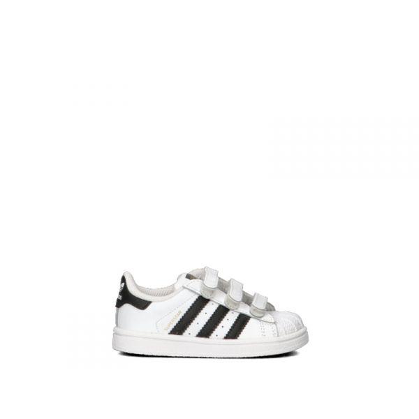 ADIDAS SUPERSTAR SUPERSTAR CF I Sneakers bimbo bianca/nera